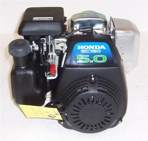 Honda Horizontal Engine 5 HP OHC Tapered 2-13/16 #GC160-VXA picture