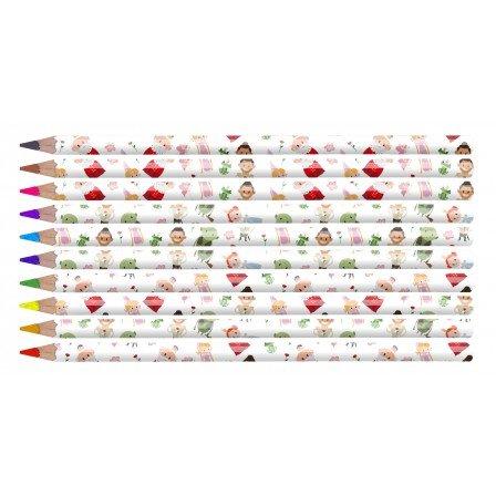 Fairy Tale Color Pencils - 1