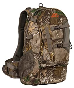 ALPS OutdoorZ Pursuit Bow Hunting Back Pack - Brushed Realtree Xtra HD, 2700 Cubic... by ALPS OutdoorZ