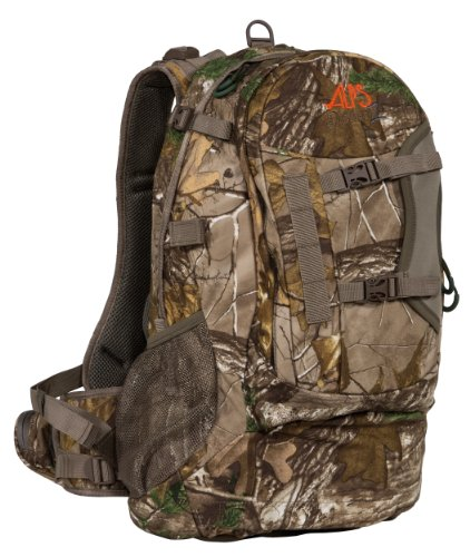 ALPS OutdoorZ Pursuit Bow Hunting Back Pack - Brushed Realtree Xtra HD, 2700 Cubic Inches