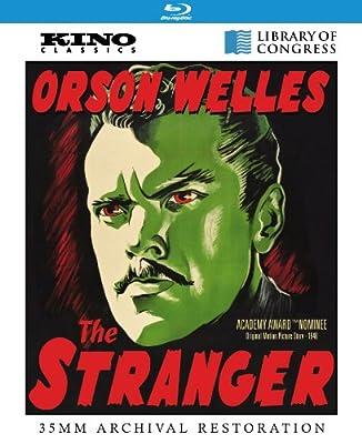 Orson Welles' The Stranger: Kino Classics Remastered Edition [Blu-ray]