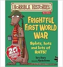 frightful first world war pdf