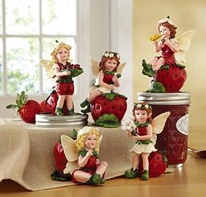 Strawberry kitchen accessories collectible rumah minimalis - Strawberry kitchen decorations ...