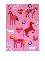 Special Carpets Alfombra Daemon / Kids (Rosa)