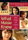 What Maisie Knew [DVD] [2012]
