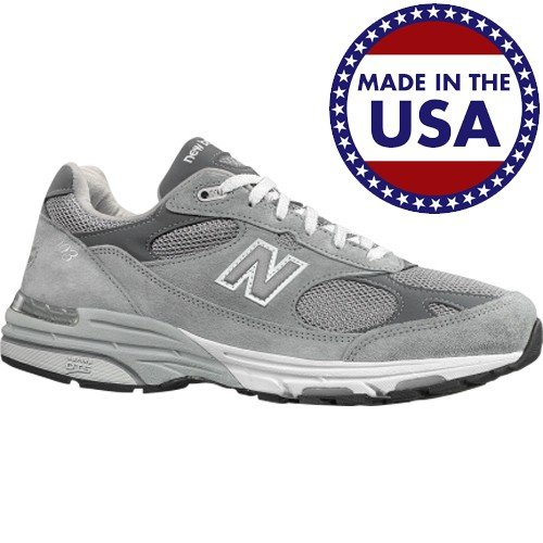 New Balance Men's MR993 Running Shoe,Grey,10 D