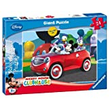 Ravensburger Mickey Mouse Clubhouse 24 piece Giant Floor Puzzleby Ravensburger