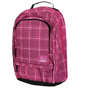 Levi's Girls  Houndstooth Plaid Backpack