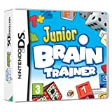 Junior Brain Trainer DS (Nintendo DS)by Avanquest Software