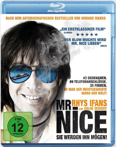 Mr. Nice [Blu-ray]