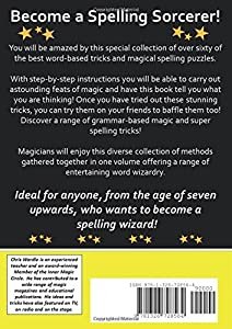 Word Tricks and Spelling Magic