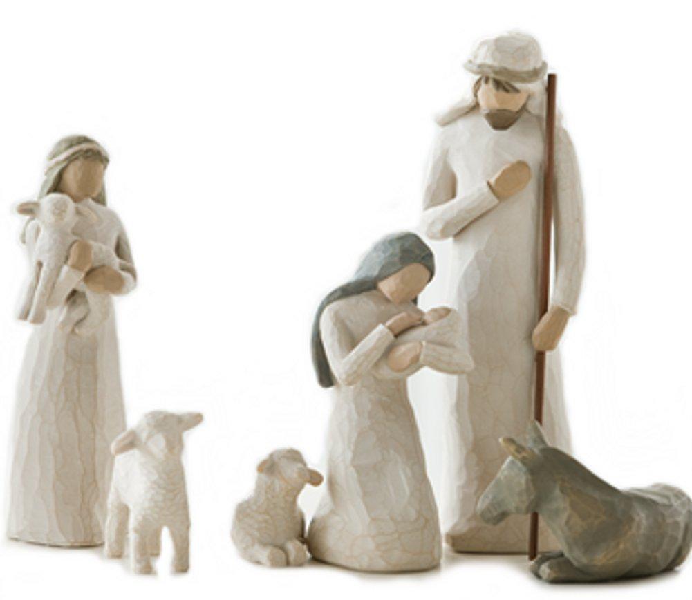 Willow Tree Nativity Figurine       reviews