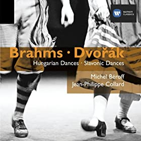 Brahms: Hungarian Dances; Dvorak: Slavonic Dances