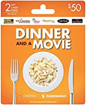Darden-Fandango Movie & A Meal, Multipack of 2 - $25