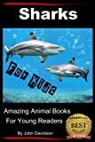 Sharks - For Kids - Amazing Animal Books for Young Readers