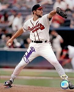 John Smoltz Autographed Atlanta Braves 16x20 Photo by Radtke Sports