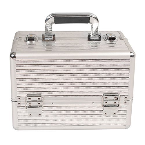 hst-professional-vanity-case-make-up-organiser-cosmetic-box-nail-polish-case-silver
