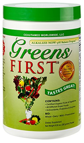 Greens First Nutrient Rich-Antioxidant SuperFood, 9.95
