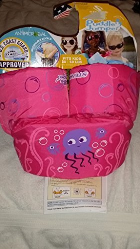 Stearns Puddle Jumper Cancun Octopus Life Jacket