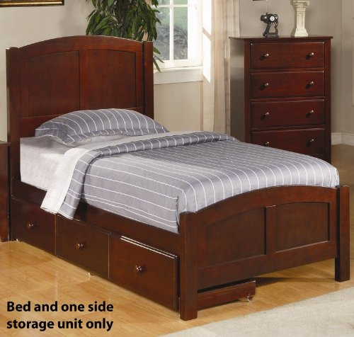 Pottery Barn Twin Beds 1123 front