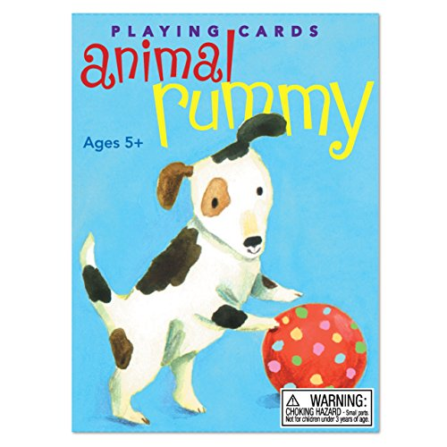 Animal Rummy Playing