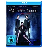The Vampire Diaries - Staffel 4 [Blu-ray]