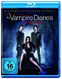 DVD Cover 'The Vampire Diaries - Staffel 4 [Blu-ray]