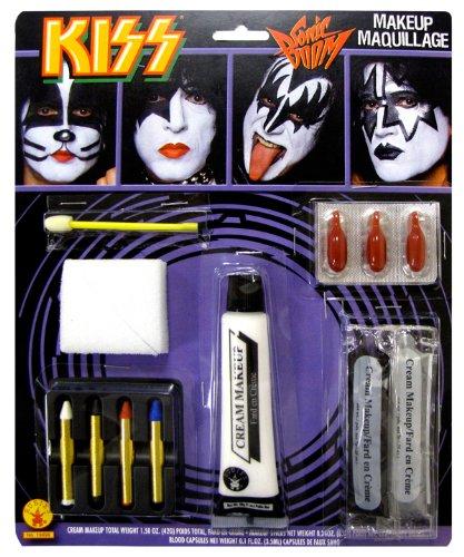 Kiss Band Makeup: Starchild KISS Halloween Costumes