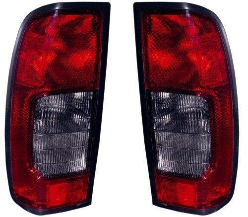 Nissan Frontier Replacement Tail Light Unit - 1-Pair (Tail Lights For Nissan Frontier compare prices)
