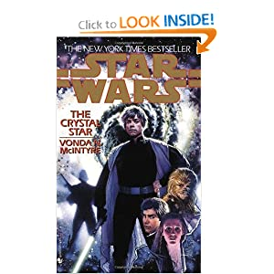 The Crystal Star (Star Wars) by Vonda N. McIntyre