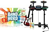 echange, troc Band Hero - Super Bundle (Wii) [import anglais]