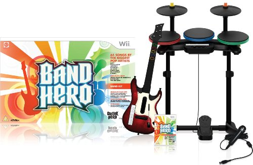 Imagen de Wii Band Hero con Taylor Swift - Super Bundle