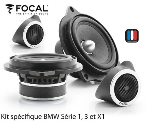 Focal Ifbmw-S Integration 2-Way Compo For Bmw