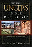 img - for New Unger'sBibleDictionary(text only) byM.F.Unger,R.K.Harrison,H.F. Vos,C.J.Barbe book / textbook / text book