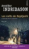 Les nuits de Reykjavik par Indri�ason