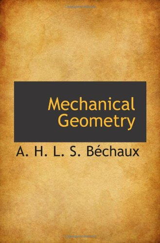 Mechanical Geometry