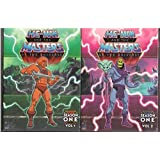 He-Man and the Masters of the Universe Complete Season 1, Vol 1 & Vol 2 (2 Box Sets) (Collector's Edition)