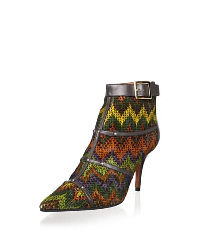 Missoni Women's Bootie  – Green