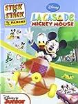 """La casa de mickey mouse (""""stick & sta..."""