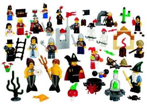 LEGO Fairy Tale Historic Miniature Figures - Contains 227