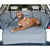 K&H Pet Products Quilted Cargo Pet Cover & Protector Gray