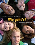 img - for Wie geht's? book / textbook / text book