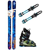 Blizzard Gunsmoke Blem and Cochise 130 Pro Ski Package 2014 by Blizzard Entertainment