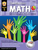 img - for Common Core Math Grade 5: Activities That Captivate, Motivate & Reinforce book / textbook / text book