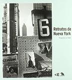 Retratos de Nueva York : fotografías del MOMA