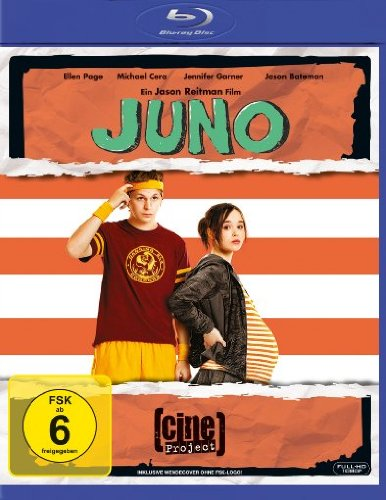 Juno - Cine Project [Blu-ray]