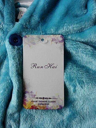 Adulte-Unisexe-Animal-Costume-Cosplay-Combinaison-Pyjama-Outfit-Nuit-Fleece-Halloween-New-Unicorn