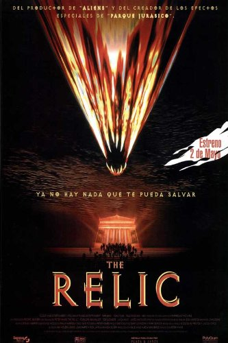 the-relic-poster-27-x-40-inches-69cm-x-102cm-1996-spanish