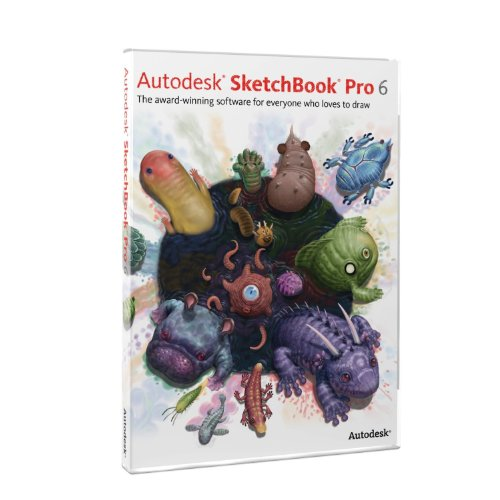 SketchBook Pro 6