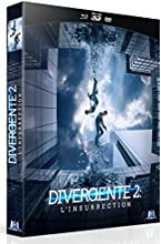 Divergente 2 : L'insurrection [Combo Collector Blu-ray 3D + Blu-ray + DVD]